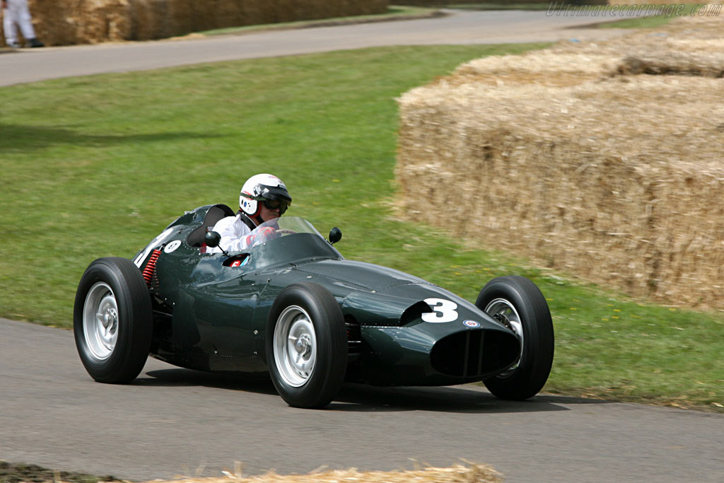 BRM P25   - 2007 Goodwood Festival of Speed