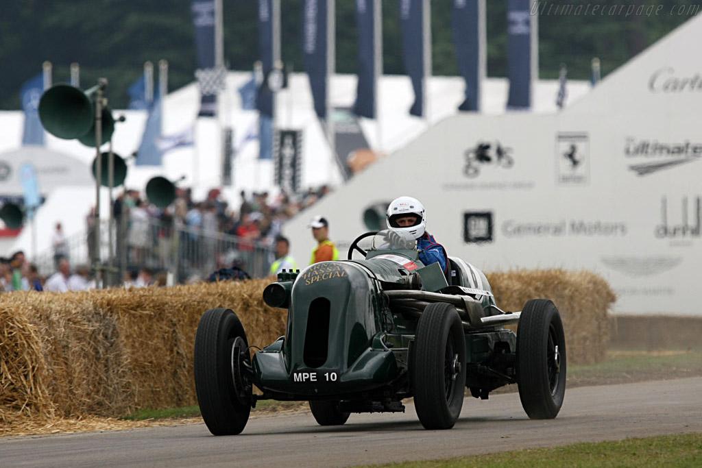 Bentley 'Barnato Hassan Special'    - 2007 Goodwood Festival of Speed