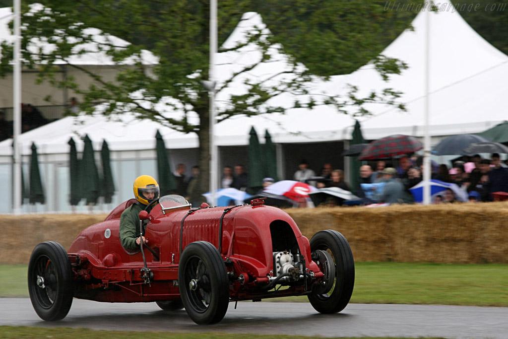 Bentley 'Birkin Single Seater'    - 2007 Goodwood Festival of Speed