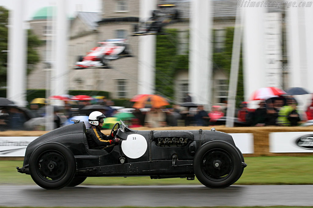 Bentley 'Pacey Hassan Special'    - 2007 Goodwood Festival of Speed