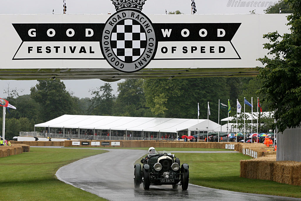 Bentley 4.5 Litre Blower - Chassis: HB3403   - 2007 Goodwood Festival of Speed