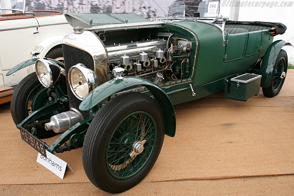 Bentley 6½ Litre Tourer  - Chassis: MD2474   - 2007 Goodwood Festival of Speed