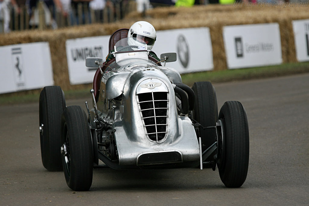 Bentley Jackson Special 'Old Mother Gun' - Chassis: ST3001  - 2007 Goodwood Festival of Speed