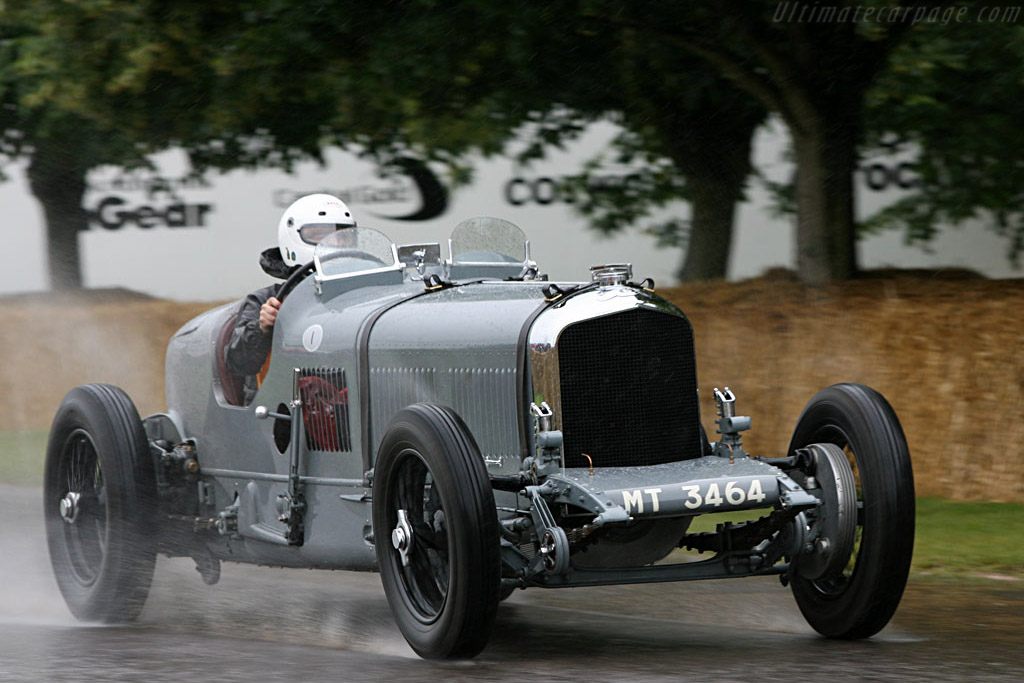Bentley Speed Six 'Old Number 1' - Chassis: LB2332   - 2007 Goodwood Festival of Speed