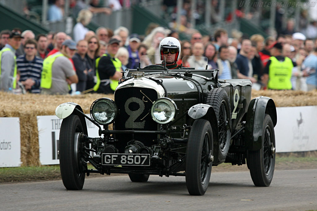 Bentley Speed Six 'Old Number 2' - Chassis: HM2868   - 2007 Goodwood Festival of Speed