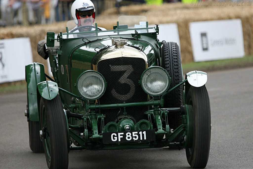 Bentley Speed Six 'Old Number 3' - Chassis: HM2869   - 2007 Goodwood Festival of Speed