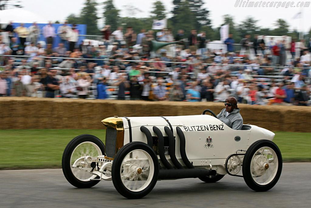 Blitzen Benz    - 2007 Goodwood Festival of Speed