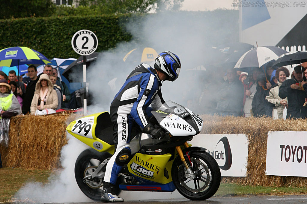 Buell XB-RR    - 2007 Goodwood Festival of Speed