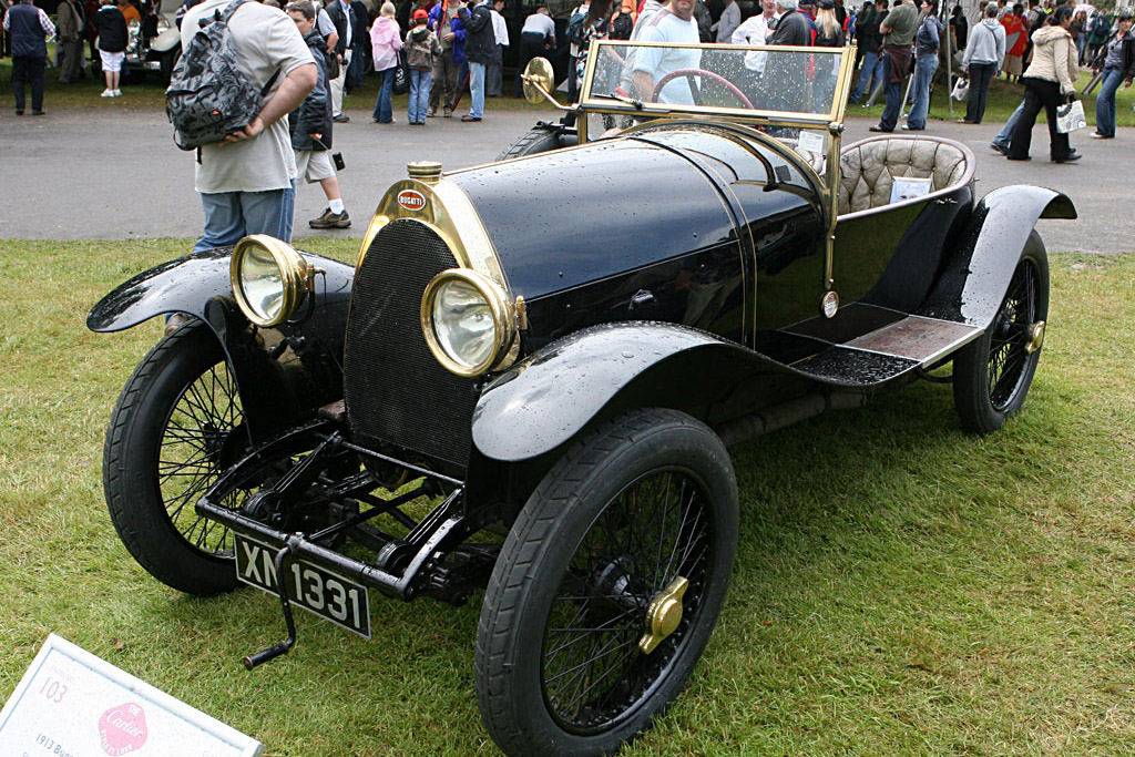 Bugatti Type 18 'Black Bess' - Chassis: 474   - 2007 Goodwood Festival of Speed