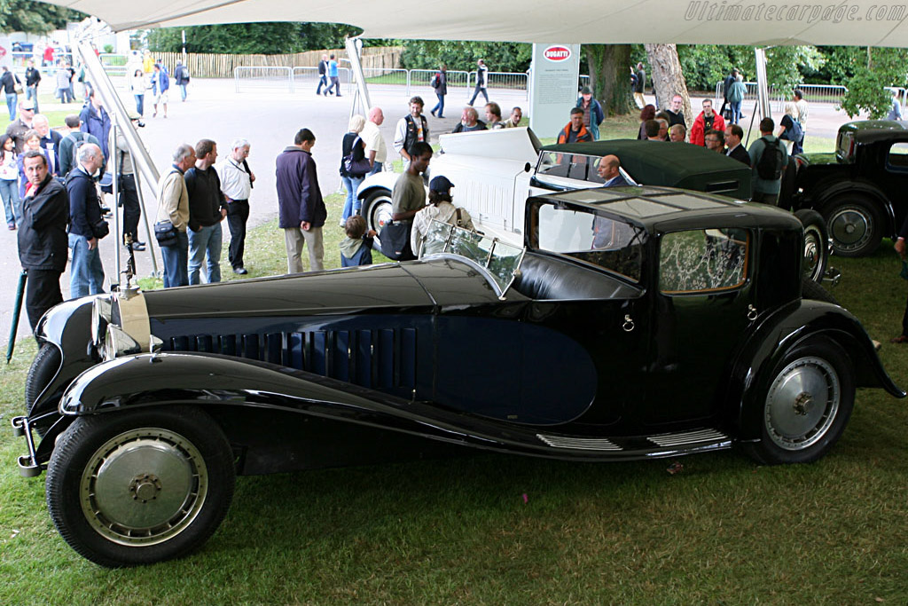 Bugatti Type 41 Royale Coupe Napoleon - Chassis: 41100   - 2007 Goodwood Festival of Speed