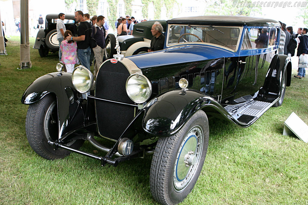 Bugatti Type 41 Royale Kellner Coach - Chassis: 41141   - 2007 Goodwood Festival of Speed