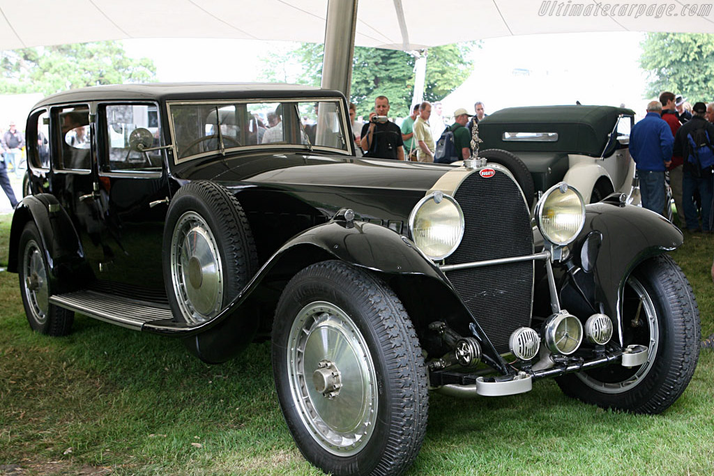 Bugatti Type 41 Royale Park Ward Limousine - Chassis: 41131   - 2007 Goodwood Festival of Speed