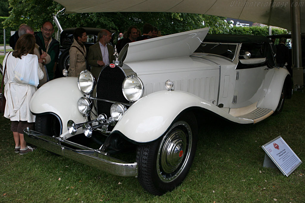 Bugatti Type 41 Royale Weinberger Cabriolet - Chassis: 41121   - 2007 Goodwood Festival of Speed