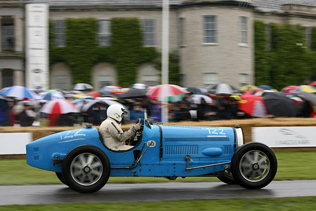 Bugatti Type 54 Grand Prix - Chassis: 54201   - 2007 Goodwood Festival of Speed