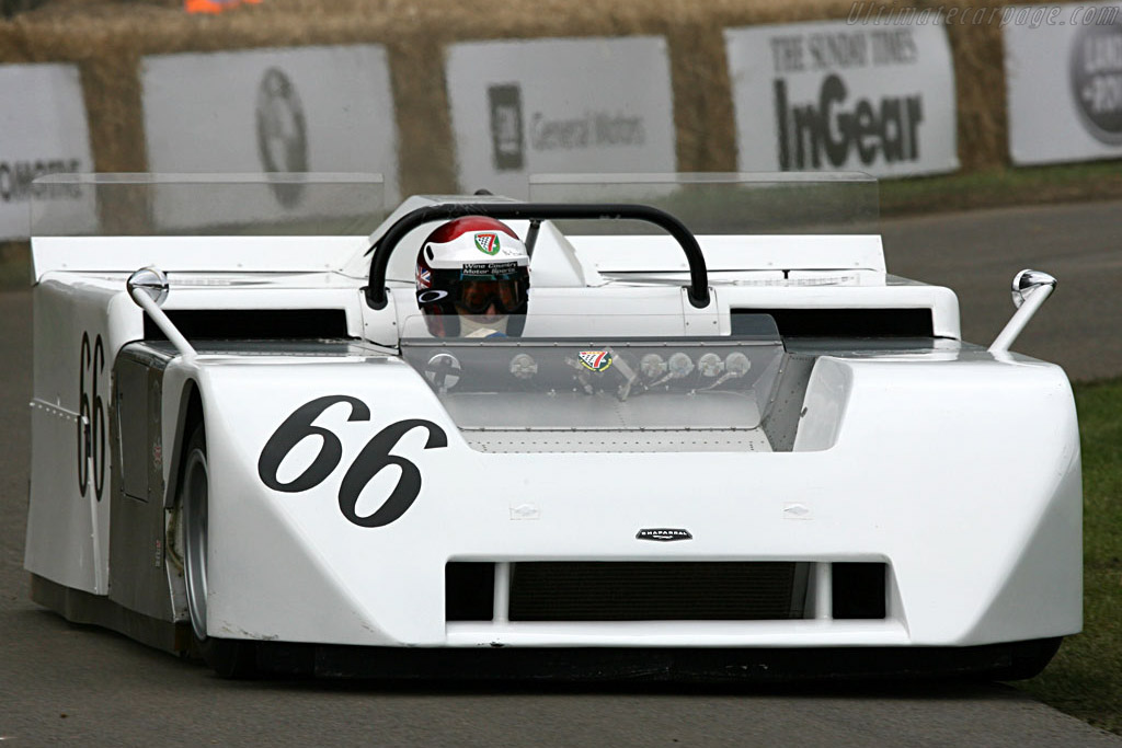 Chaparral 2J - Chassis: 2J001   - 2007 Goodwood Festival of Speed
