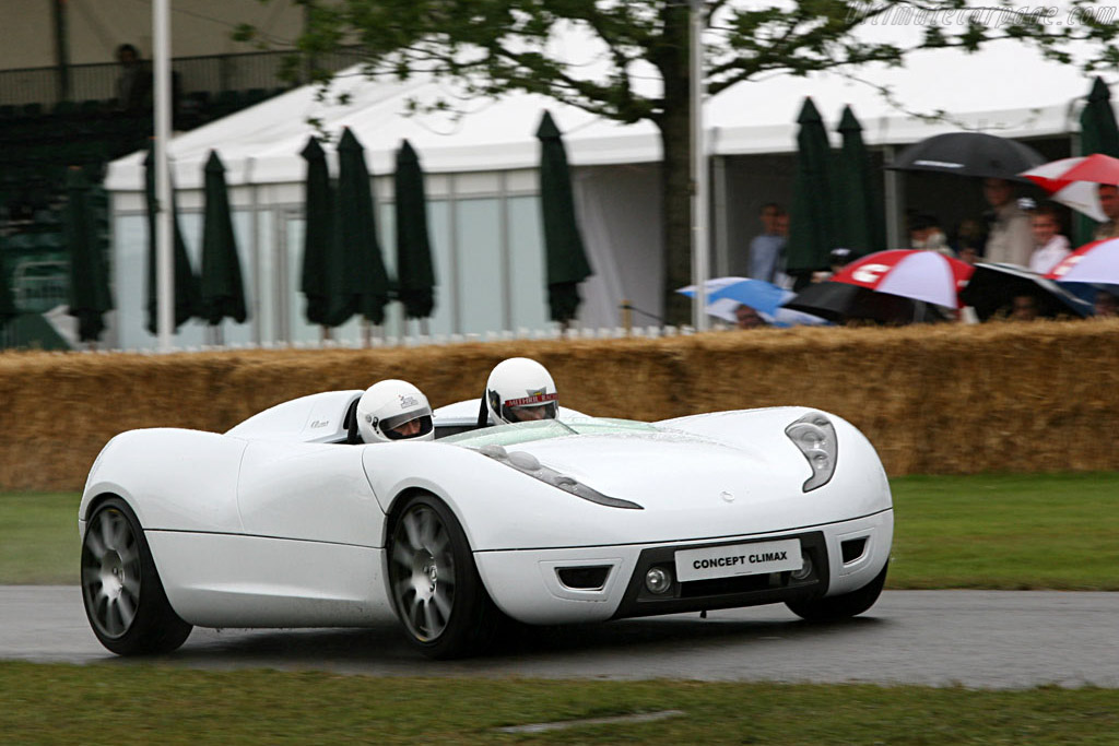 Concept Climax    - 2007 Goodwood Festival of Speed