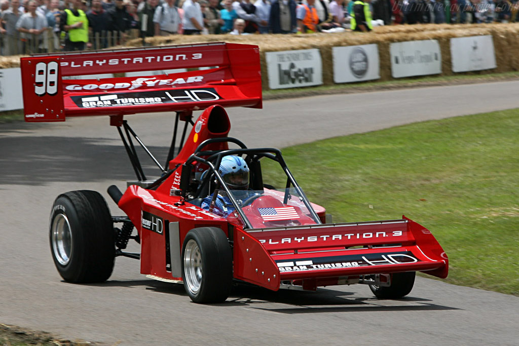 Dallenbach PV03 'Pikes Peak Special'    - 2007 Goodwood Festival of Speed