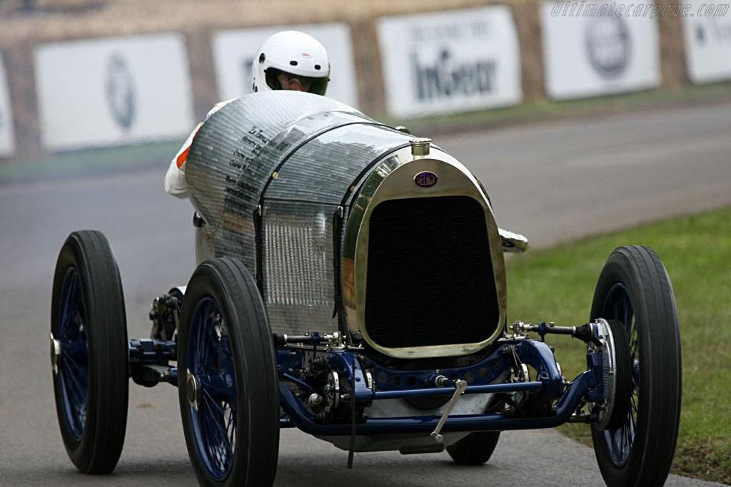 Delage 'La Torpille' - Chassis: 58392   - 2007 Goodwood Festival of Speed