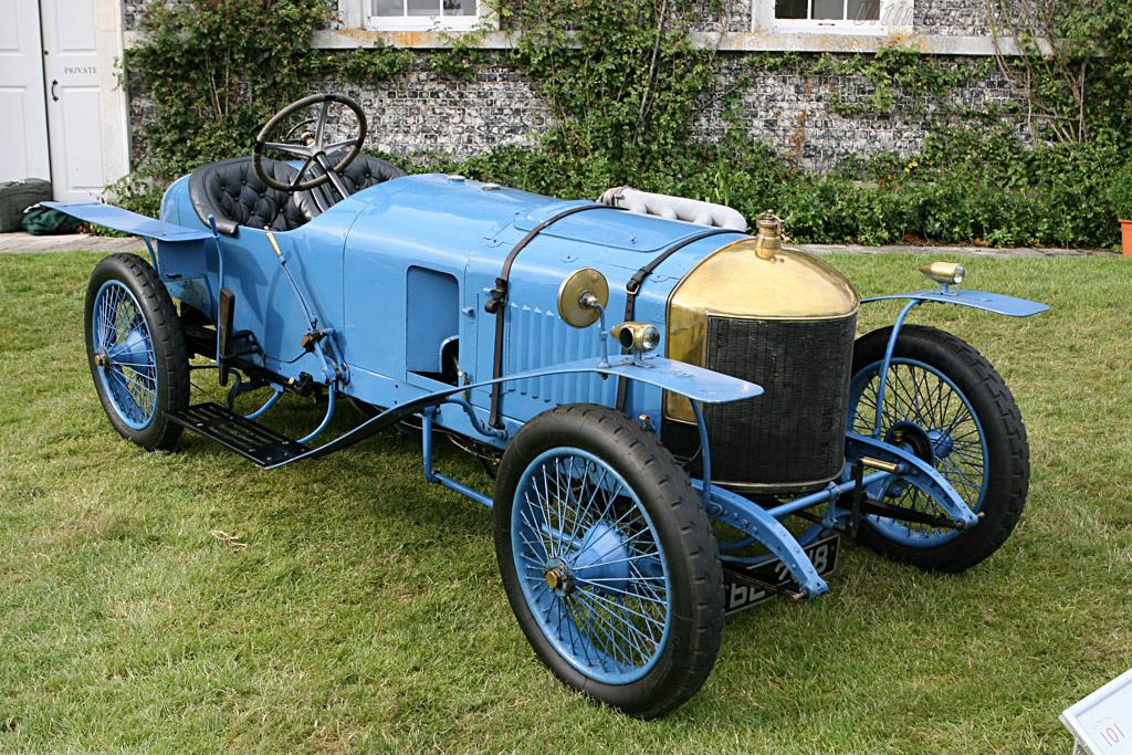 Delage Coupe de l'Auto    - 2007 Goodwood Festival of Speed