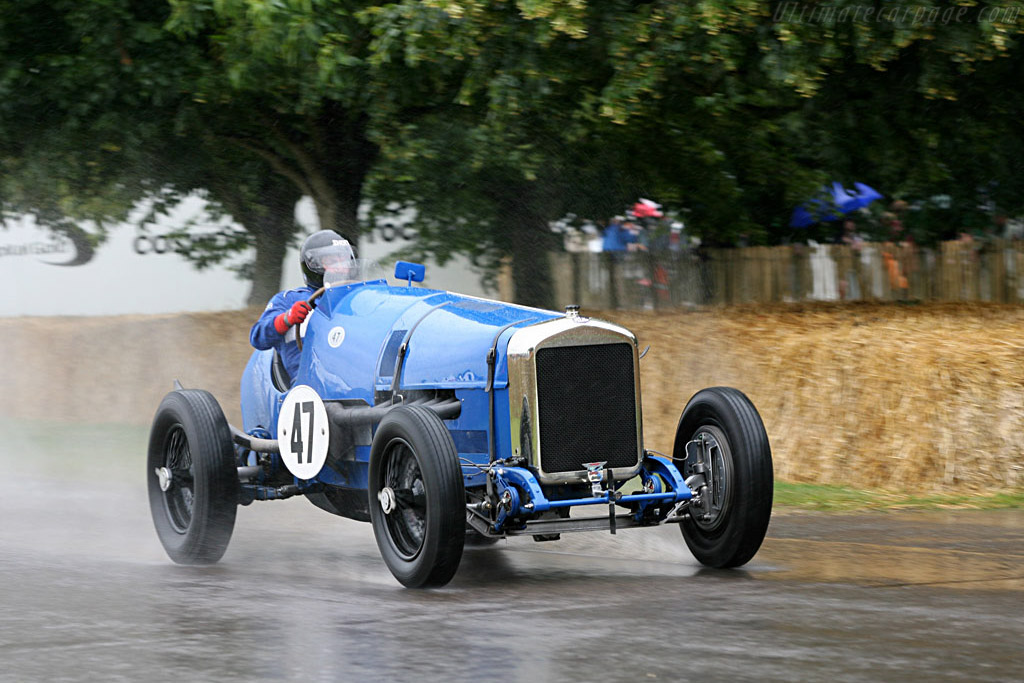 Delage V12 - Chassis: 8392   - 2007 Goodwood Festival of Speed