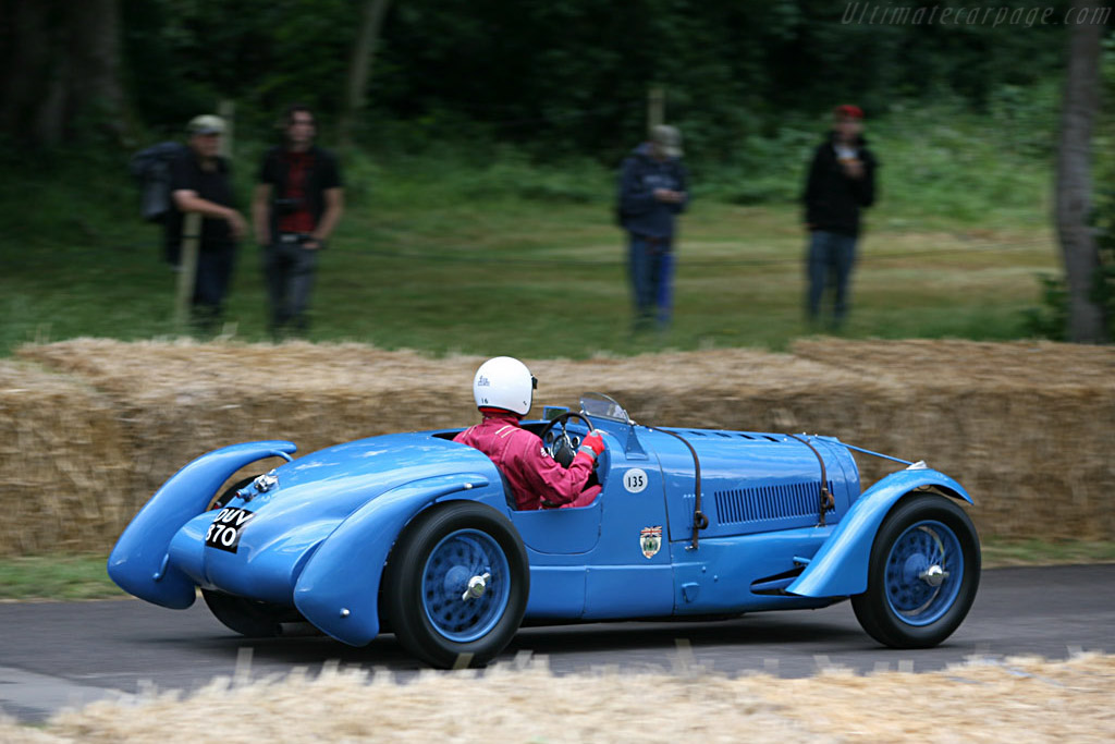 Delahaye 135 S - Chassis: 47188   - 2007 Goodwood Festival of Speed