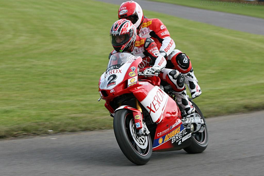 Ducati 999 F07    - 2007 Goodwood Festival of Speed
