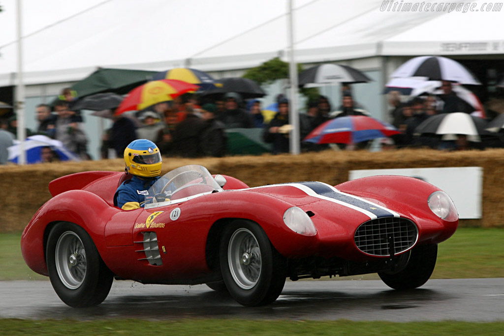 Ferrari 121 LM - Chassis: 0484LM   - 2007 Goodwood Festival of Speed