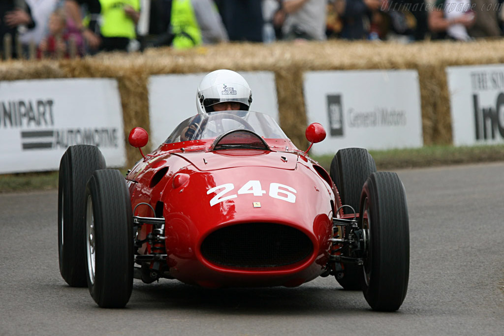 Ferrari 246 Dino    - 2007 Goodwood Festival of Speed