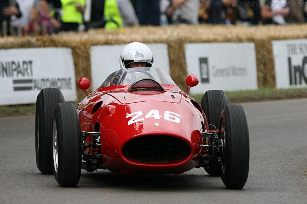 Ferrari 246 Dino   - 2007 Goodwood Festival of Speed