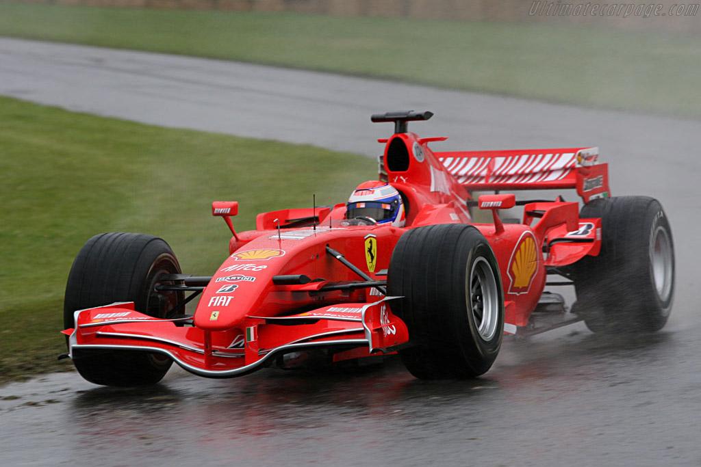 Ferrari 248 F1    - 2007 Goodwood Festival of Speed