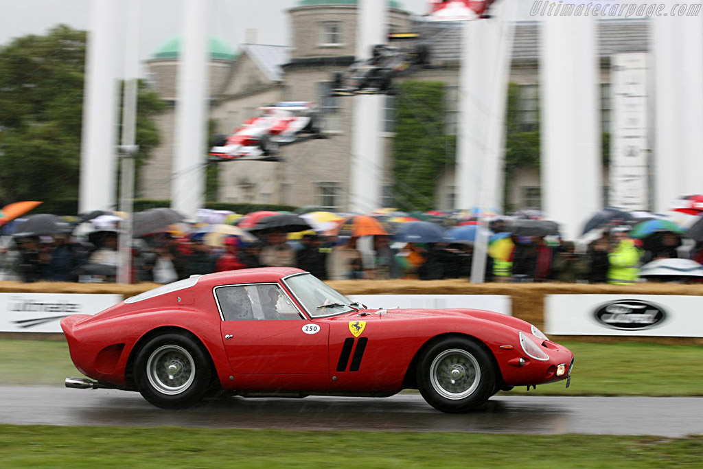 Ferrari 250 GTO - Chassis: 4115GT   - 2007 Goodwood Festival of Speed