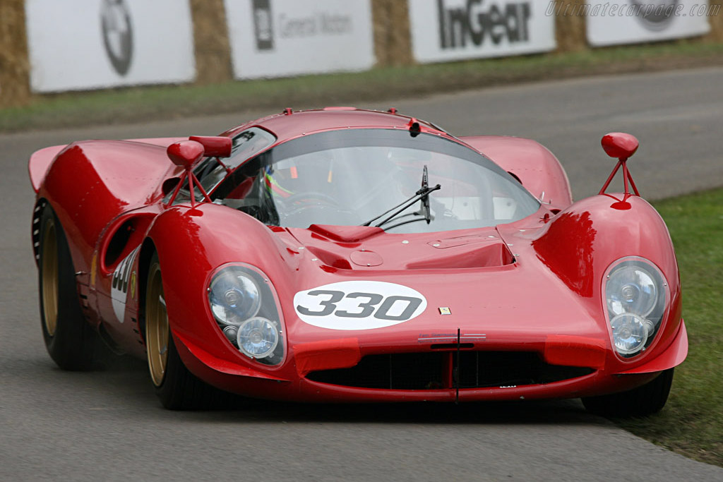 Ferrari 330 P3 - Chassis: 0844   - 2007 Goodwood Festival of Speed