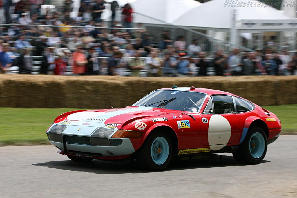 Ferrari 365 Gtb 4 Daytona Competizione Chassis 15681