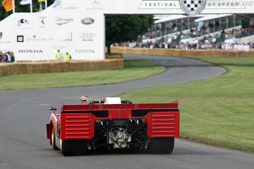 Ferrari 712 - Chassis: 1010 - Driver: Paul Knapfield  - 2007 Goodwood Festival of Speed
