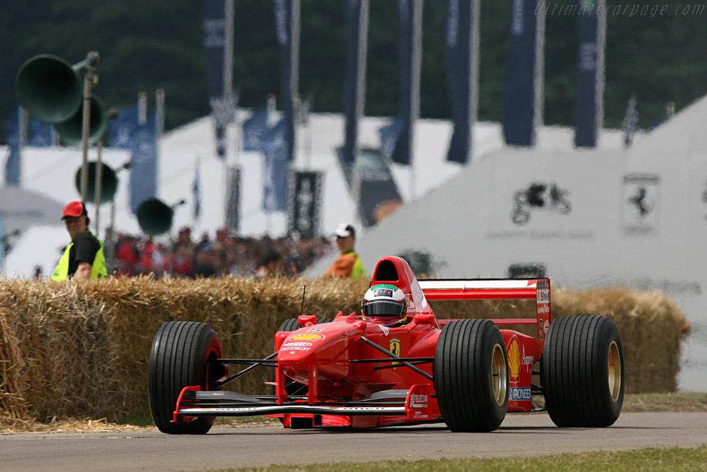 Ferrari F310B - Chassis: 178   - 2007 Goodwood Festival of Speed