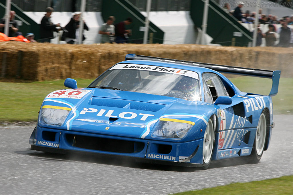 Ferrari F40 LM - Chassis: 74045   - 2007 Goodwood Festival of Speed