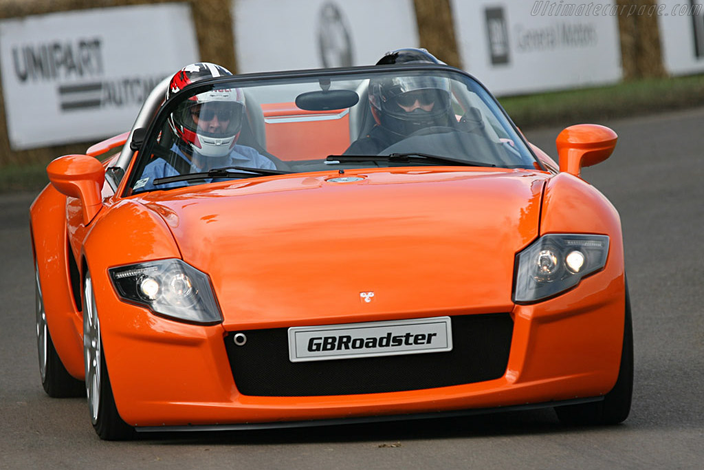 GB Roadster    - 2007 Goodwood Festival of Speed