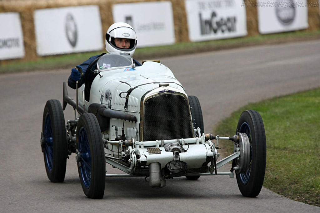 Halford Special    - 2007 Goodwood Festival of Speed