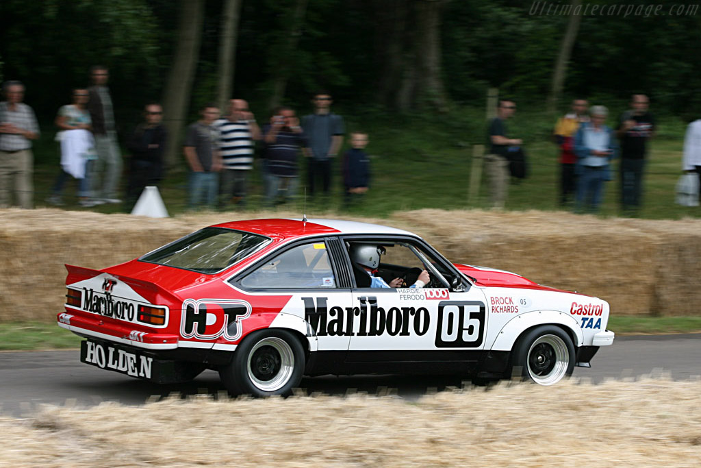 Holden Torana A9X    - 2007 Goodwood Festival of Speed