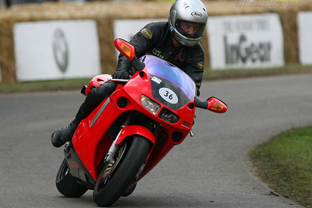 Honda NR    - 2007 Goodwood Festival of Speed