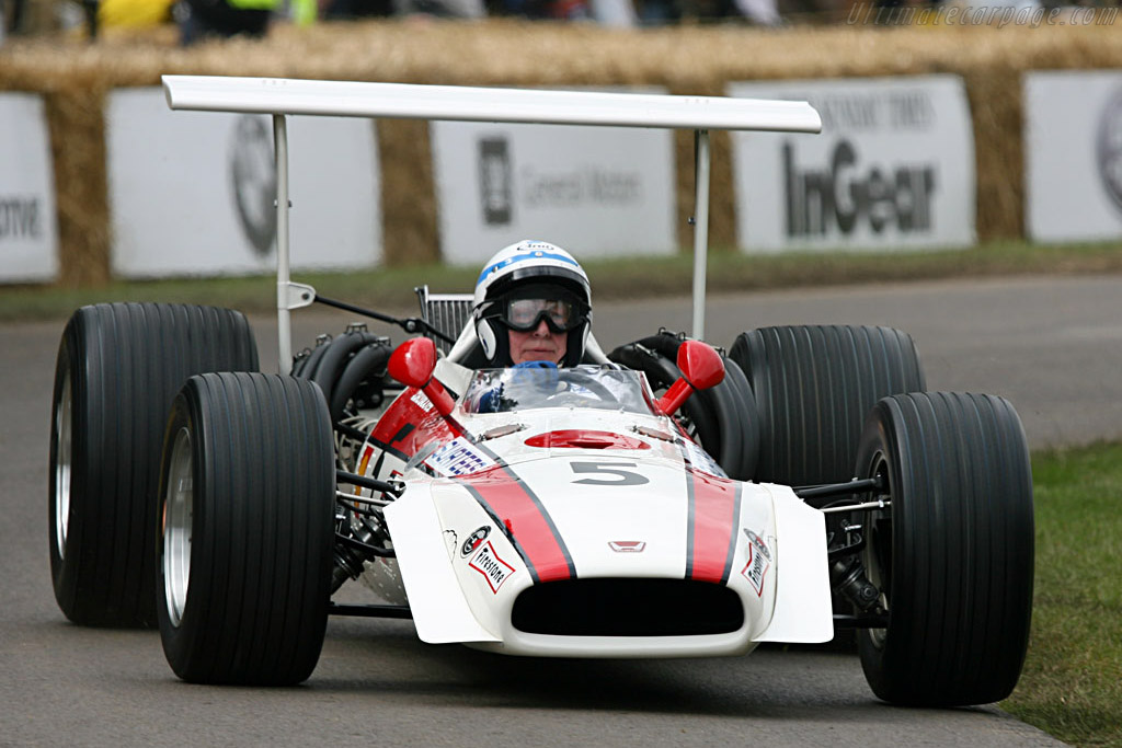 Honda RA301 - Chassis: F-801   - 2007 Goodwood Festival of Speed