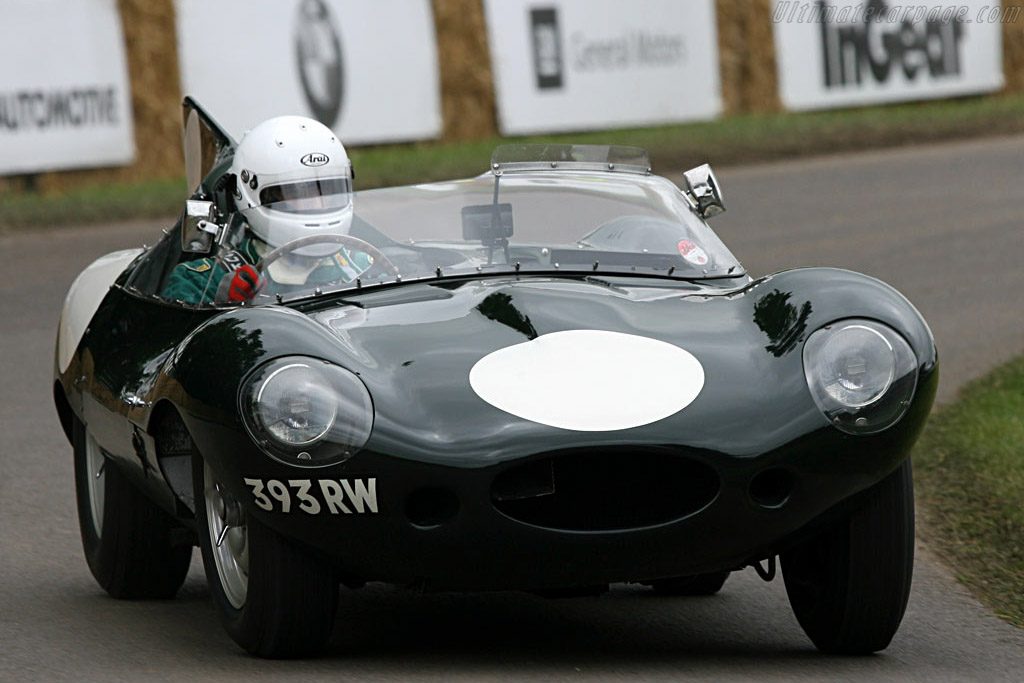 Jaguar D-Type - Chassis: XKD 605   - 2007 Goodwood Festival of Speed