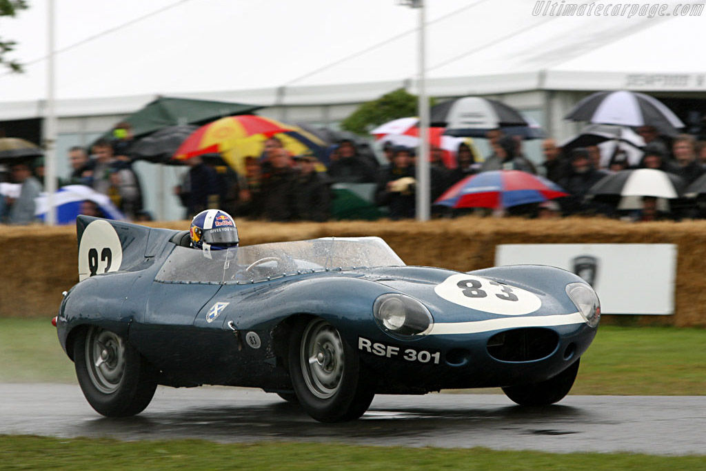 Jaguar D-Type - Chassis: XKD 606   - 2007 Goodwood Festival of Speed