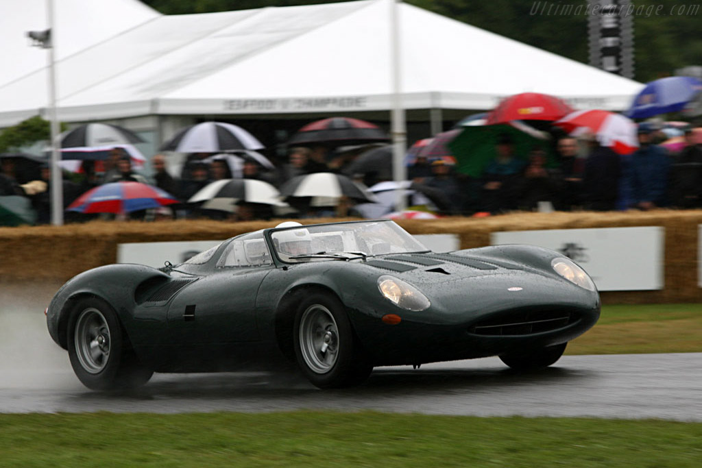 Jaguar XJ13 - Chassis: XJ13   - 2007 Goodwood Festival of Speed