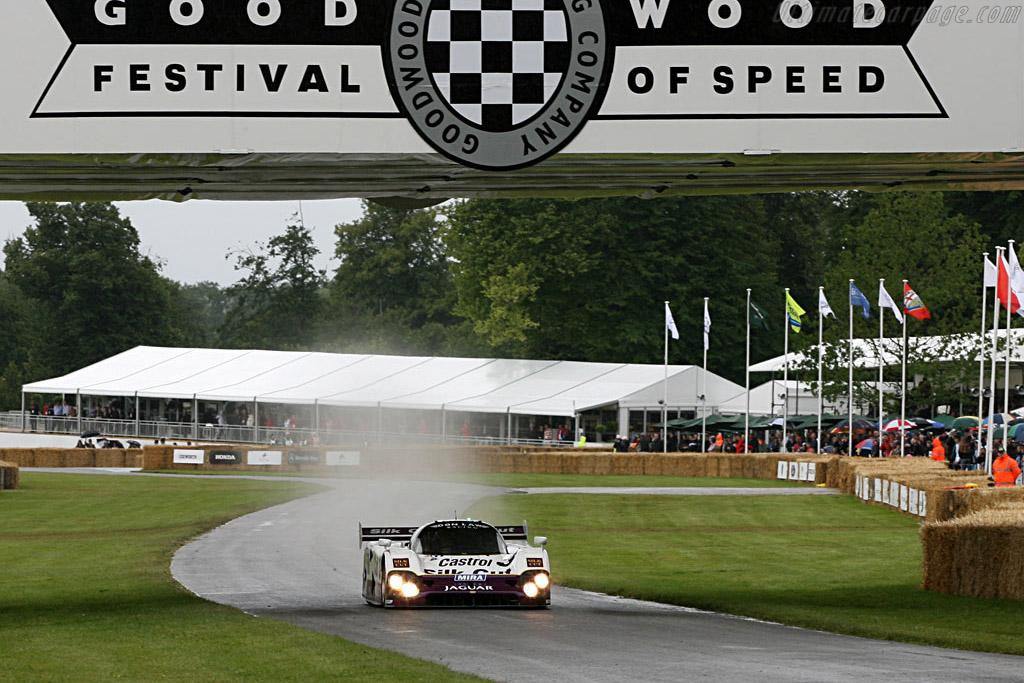Jaguar XJR-12 - Chassis: J12-C-190   - 2007 Goodwood Festival of Speed