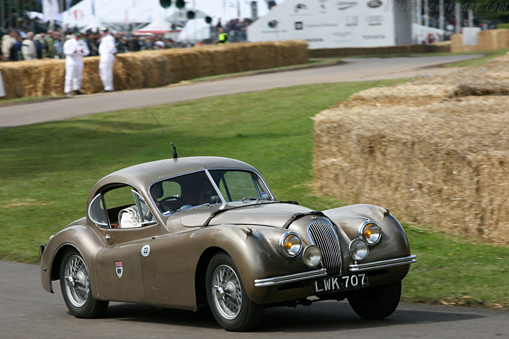 Jaguar XK120 'Monthelery'    - 2007 Goodwood Festival of Speed