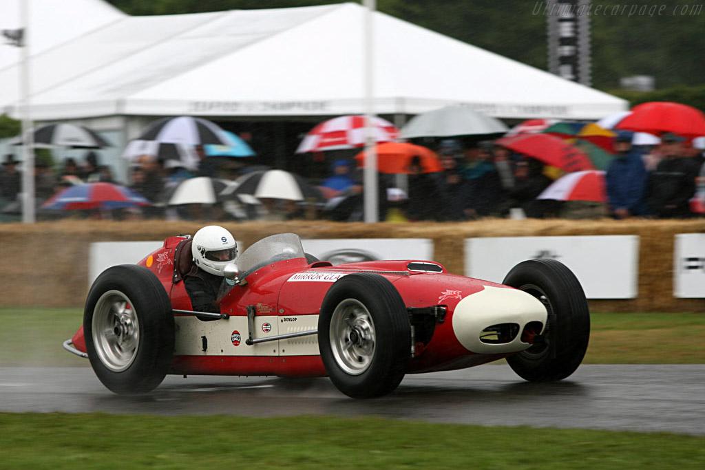 Kurtis Offenhauser    - 2007 Goodwood Festival of Speed