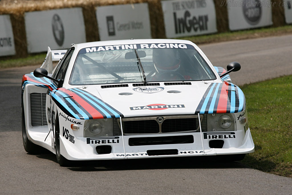 Lancia Beta Montecarlo - Chassis: 1004   - 2007 Goodwood Festival of Speed