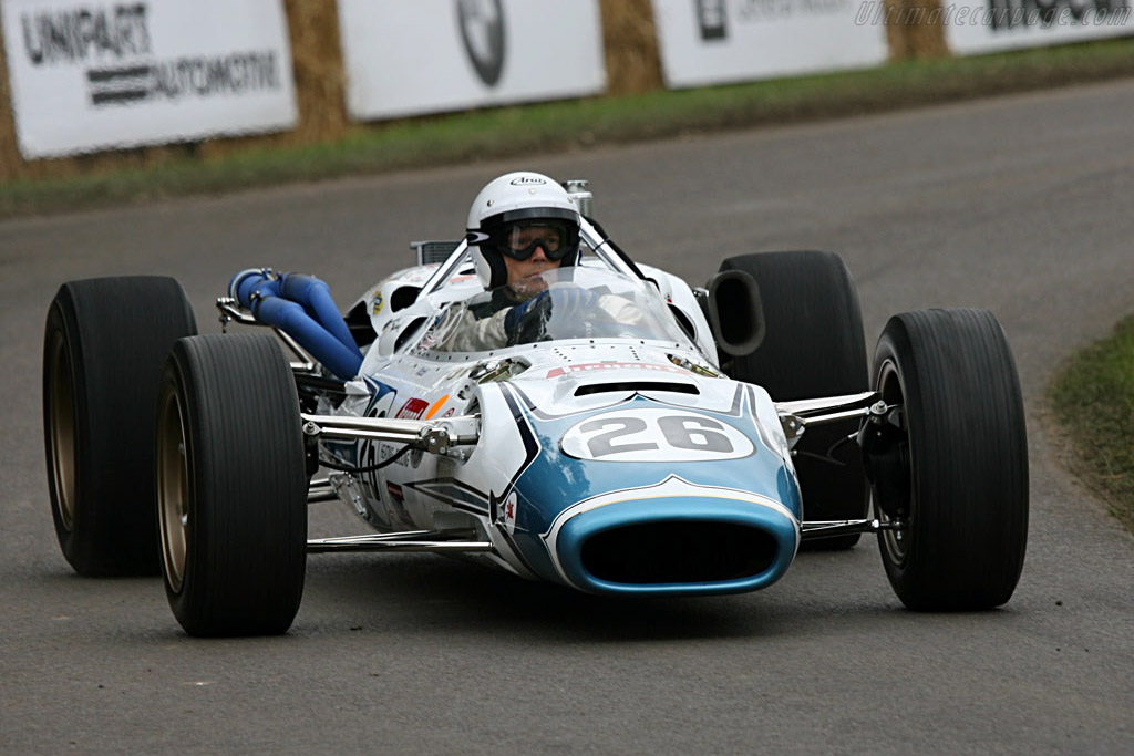 Lola T92 Offenhauser - Chassis: SL90/1  - 2007 Goodwood Festival of Speed