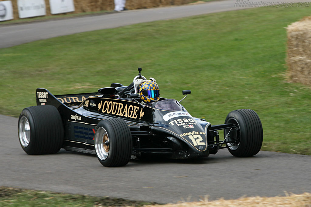 Lotus 88B - Chassis: 88/1   - 2007 Goodwood Festival of Speed